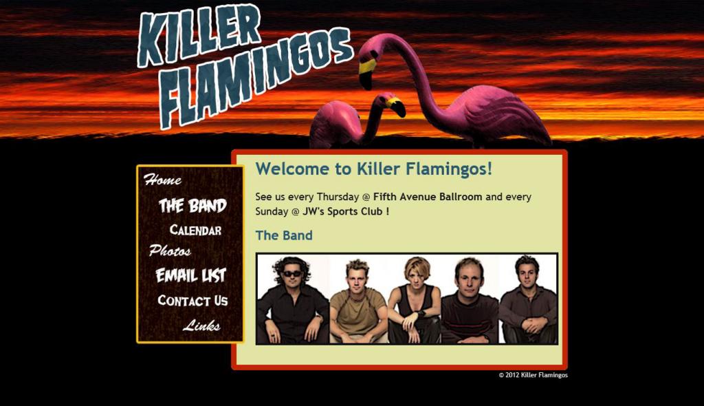 killerflamingos